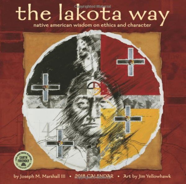 Lakota Way Wall Calendar