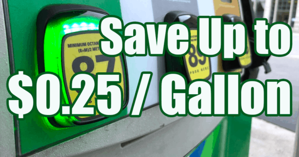 Save $ On Gas For Your Pow Wow Road Trips