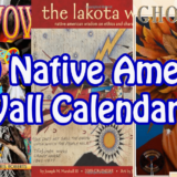 2019 Native American Wall Calendar